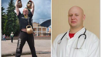 Photo of Лікар-силач «Тягнизуб» почав працювати у лікарні Соснівки