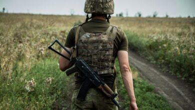 Photo of Окупанти обстріляли позиції українців поблизу Опитного: поранено двох воїнів