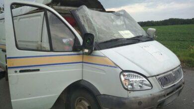 Photo of Невідомі підірвали автомобіль «Укрпошти» та викрали понад 2,5 млн