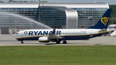 Photo of Ryаnаir здійснив перший рейс з Риму до Львова