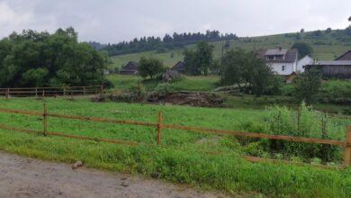 Photo of У Старосамбірському районі підтопило село