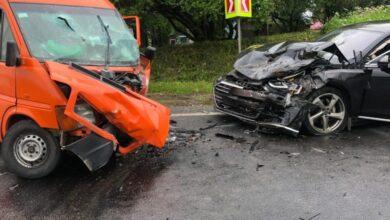 Photo of Масштабна ДТП на Сколівщині: 11 людей постраждали