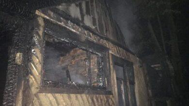 Photo of На Сокальщині під час пожежі в дачному будинку загинув чоловік
