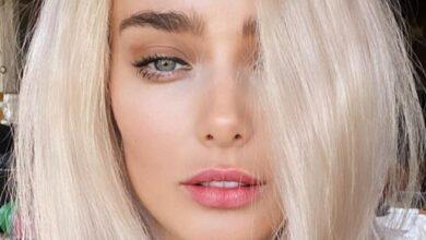 Photo of Подумаю: Ксенія Мішина приміряла образ блондинки