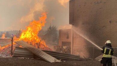 Photo of Пожежі на Луганщині локалізовано, залишилося три вогнища – Шмигаль