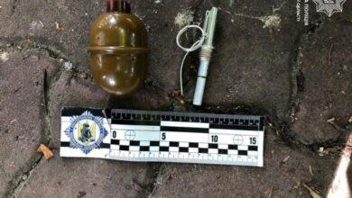 Photo of На Левандівці спіймали злодія, озброєного гранатою
