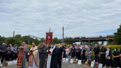 Photo of Львів вшанував пам'ять загиблих у Скнилівській трагедії