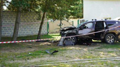 Photo of Поліція відкрила кримінал через загибель львів'янина під час вибуху в авто