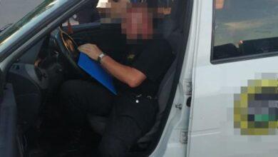 Photo of У Львові затримали нетверезого водія служби охорони