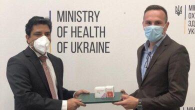 Photo of Україна отримала 50 тис. капсул OMVIR для боротьби з Covid-19