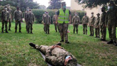 Photo of На Львівщині проводять військові навчання для 1700 молодих солдатів