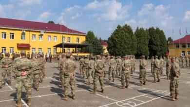Photo of На Львівщині відбулась ротація контингенту Збройних Сил США