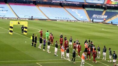 Photo of Привітали з титулом: Манчестер Сіті розгромив Ліверпуль на Етіхад
