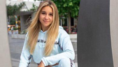 Photo of Дякую, що не вбила: українська каратистка збила ногою пляшку з голови хлопця