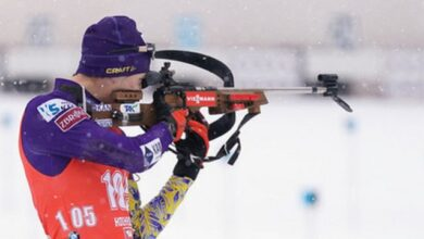 Photo of Українцям віддали золоті медалі ЧЄ з біатлону, які відібрали у росіян за допінг