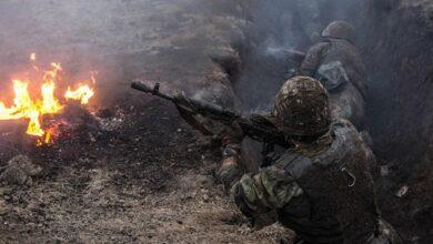Photo of 18 обстрілів, шестеро поранених – штаб ООС відзвітував про добу на Донбасі