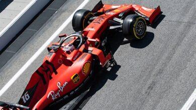 Photo of Формула-1 показала зіткнення пілотів Ferrari з камер обох болідів