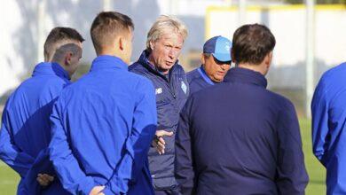 Photo of Динамо відправило у відставку Михайличенка та його тренерський штаб