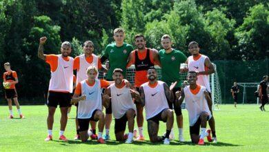 Photo of Шахтар розпочав підготовку до матчу з Вольфсбургом у Лізі Європи