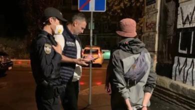 """Photo of Кличко спіймав вуличних """"художників"""" та викликав поліцію"""