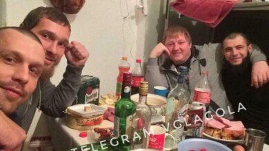 """Photo of """"Рай"""" в Ужгородському СІЗО: журналіст показав застілля ув'язнених з елітним алкоголем"""