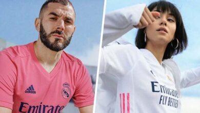 Photo of Реал Мадрид представив білий та рожевий комплекти форми
