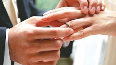 Photo of Цьогоріч українці вп'ятеро разів частіше одружувалися, ніж розлучалися