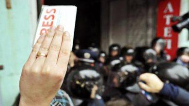 Photo of В Україні зафіксували 112 випадків порушень свободи слова за пів року