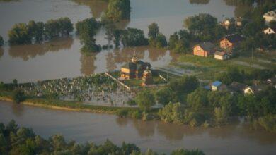 Photo of Уряд створить мапу вразливих до затоплень зон у регіонах України