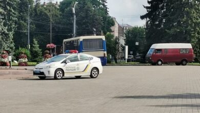 Photo of Мінування автобуса у Луцьку – на місце захоплення заручників прибули снайпери