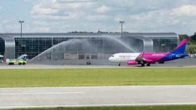 Photo of Wizz Air відкрив нову базу у аеропорту «Львів»