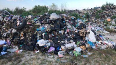 Photo of На Рівненщині виявили 14 тонн вивантаженого сміття зі Львова