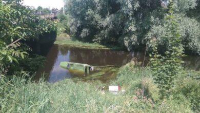 Photo of Смертельна ДТП у Червонограді. ВАЗ збив велосипедиста і злетів у річку