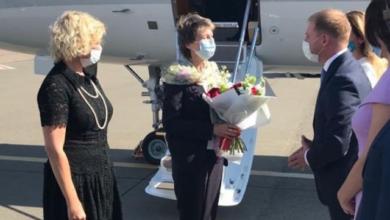 Photo of Президент Швейцарії вперше приїхала в Україну
