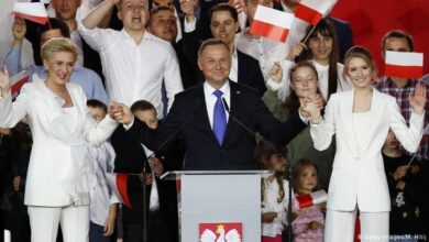 Photo of Дуда виграв президентські вибори у Польщі