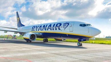 Photo of Ryanair запускає зі Львова ще п'ять нових напрямків