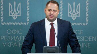Photo of Єрмак анонсував новий обмін полоненими