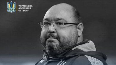 Photo of Зупинилося серце: від коронавірусу помер лікар української збірної з футболу