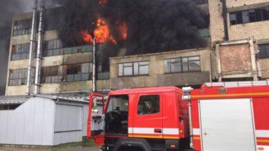 Photo of Пожежу у Чернівцях локалізували
