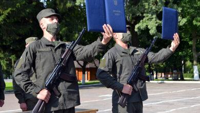 Photo of У Львові склали присягу майже 200 нацгвардійців