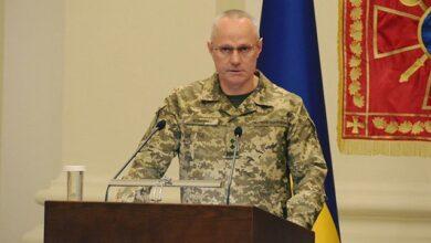 Photo of Головнокомандувач ЗСУ Хомчак захворів на Covid-19