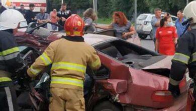 Photo of Не пропустив швидку: у Кам'янці-Подільському у ДТП постраждало дев'ять людей