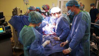 Photo of У Львові вперше провели операцію з пересадки серця