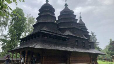 Photo of У Шевченківському гаю відреставрують старовинну церкву