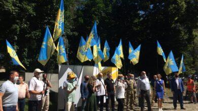 Photo of Політична партія «Народний рух України» оголосила, що йде на місцеві вибори