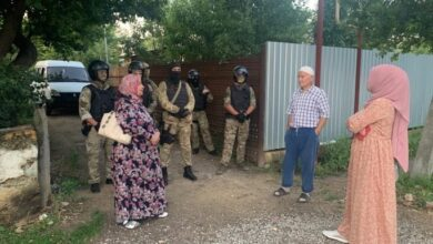 Photo of Окупанти проводять обшуки у будинках кримських татар