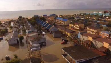 Photo of Кирилівка після зливи пішла під воду: наслідки негоди показали з висоти