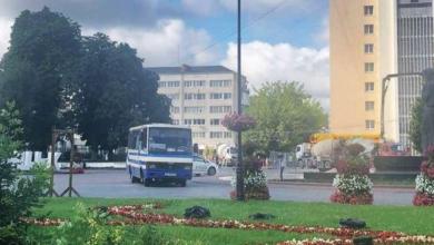 Photo of Мінування автобуса в Луцьку: перше відео ймовірного терориста та його вимоги