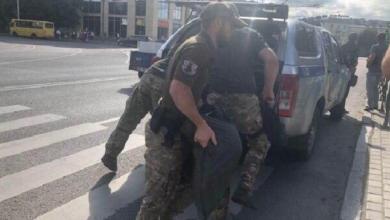 Photo of Захоплення заручників у Луцьку – перше відео з місця спецоперації