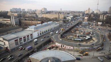 Photo of На Шулявському мосту знову обмежили рух – як об'їхати